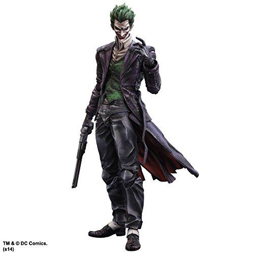 Batman Arkham Origins Play Arts Kai Figura The Joker 28 cm