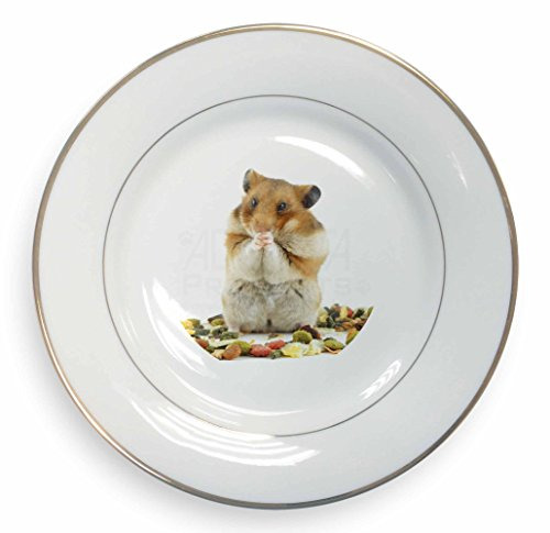 Advanta - Plates Lunch Box Hamster Blattgold Felgenplatten Geschenkbox