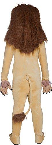 Imagen de smiffy's  disfraz de león de circo para hombre, talla m 34286m  alternativa
