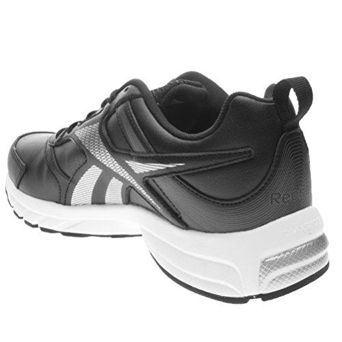 Reebok Pheehan Run 4.0 Sl, Scarpe da Corsa Uomo Nero (Negro  (Black / Silver / Shark / White))
