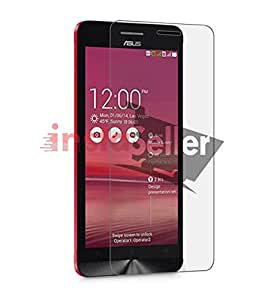 Insta Seller Branded 2.5D Crystal Clear 9H Curve Edge Tempered Glass Screen Protector For Asus zenfone 5