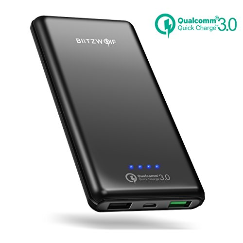 BlitzWolf 10000mAh - Quick Charge 3.0