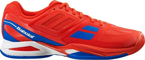 Babolat - Propulse team 16 rouge - Chaussures tennis Rouge