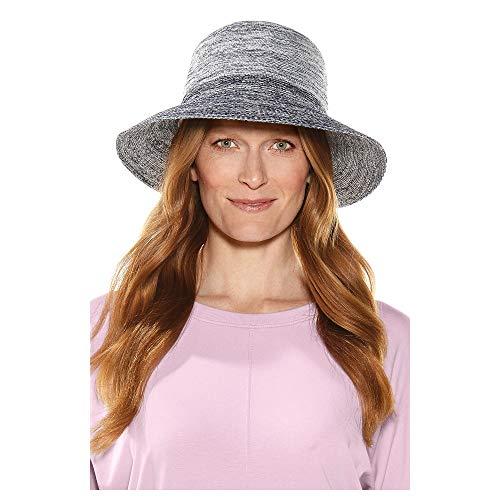 Coolibar Damen UV-Schutz Sonnenhut, Blau, One Size