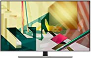 "Samsung TV QE75Q74TATXZT Serie Q70T Modello Q74T QLED Smart TV 75"", con Alexa integrata, Ultra HD 4K, Wi-"