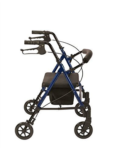 Drive Medical Lightweight Aluminium Folding Rollator for sale  Delivered anywhere in UK