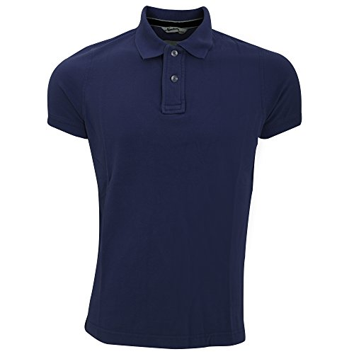 Kariban Vintage Herren Kurzarm Polo Shirt Vintage Grün
