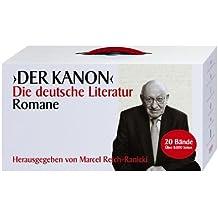 Der Kanon. Die deutsche Literatur. Romane