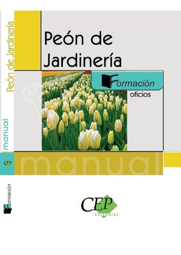 Manual Peón de Jardinería. Formación (Colección 167) por Sin datos