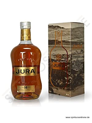JURA 16 Year Old Video Feature Orkney Malt Whisky 70cl Bottle