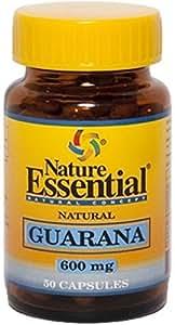 """Guarana Energizer - Der natürlich Wachmacher. Bekannt aus Pro 7 """"Galileo"""" (50 Kapseln)"""