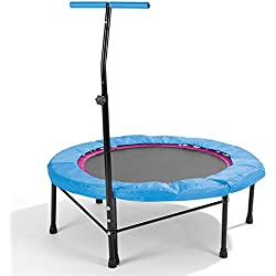 VITALmaxx 08114 Power Maxx Fitness trampoline | oscillante Active | système de cordes bungee