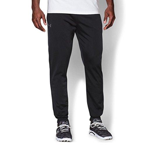 Under Armour Herren Fitness Hose und Shorts CG Leggings Black/ Black/ Graphite