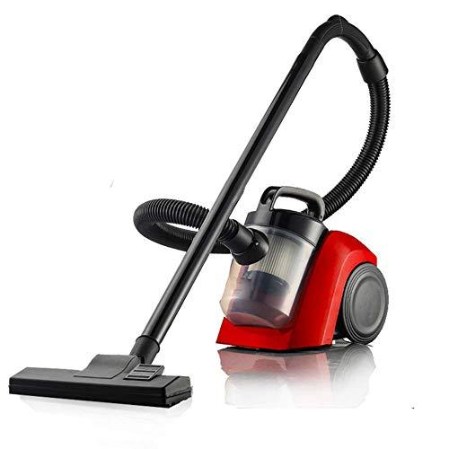 YYUU Haushaltszylinder Vakuum Cleaner,1000 W Hochsaugung, 2 Liter, HEPA Filter, 12 Meter Betriebsdurchmesser, geeignet für harten Boden und Teppich