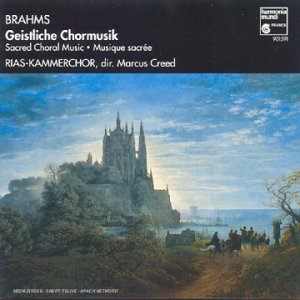 Brahms - Geistliche Chormusik [Import anglais]