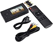 Video Recorder, 3 inch TFT Screen AV Recorder Portable Audio and Video Converter Support SD Card Real-time Video Capture Rec