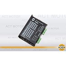 ACT Motor GmbH 1pc dm860Driver 24–80VDC 6A 256Micro Steps