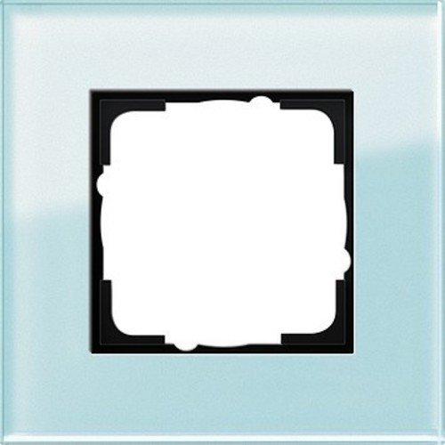 Gira 021118 Rahmen 1-fach Esprit Glas, mint