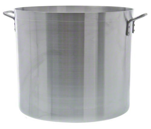 Update International APT-120HD Heavy Weight Aluminum Stock Pot, 120-Quart by Update International
