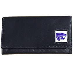NCAA Kansas State Wildcats Women's Leather Wallet