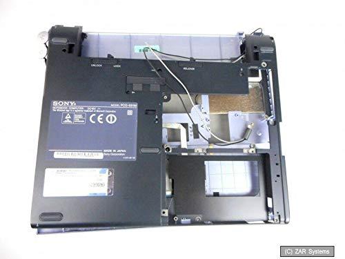 Sony Vaio PCG-V505CP Gehäuse + Rahmen + Deckel + Touchpad + Windows XP, PCG-691M -
