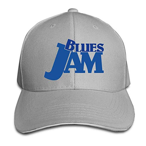 Blues Jam Sandwich Baseball Caps Unisex Adjustable Trucker Style Hats