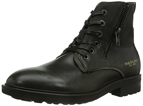 REPLAY Nest, Boots homme Gris
