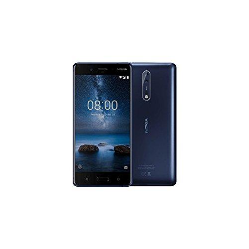 Nokia 8 64GB Black DS 5.3' EU