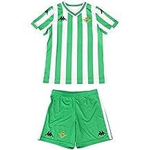 Kit Réplica 1ª equipación para bebés - Real Betis Balompié 2018/2019 - Kappa Replica