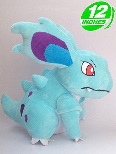 POKEMON - NIDORINA PLÜSCH 30 cm Pokemon Nidorina