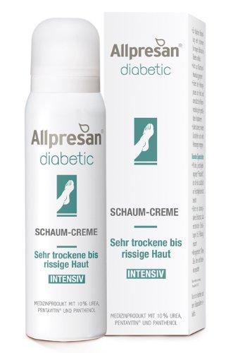 Allpresan Diabetic Fußschaum 200 ml -