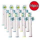 FIRIK Cabezales de cepillo de dientes compatible con recambio...
