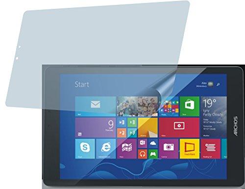 4ProTec Archos 80 Cesium (4 Stück) Premium Bildschirmschutzfolie Displayschutzfolie ANTIREFLEX Schutzhülle Bildschirmschutz Bildschirmfolie Folie