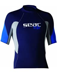 Seac Lycra Rash Guard Raa Short Evo Unisex Adulte