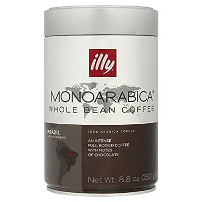 illy Monoarabica Brazilian Coffee Beans 250 g Parent