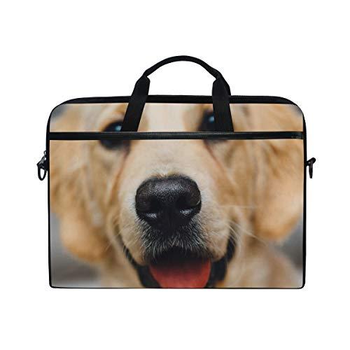 ca87d56abe DragonSwordlinsu COOSUN Cute Dog Adorable Laptop Bag Shoulder Messenger Bag  Simplicity Slim Briefcase Commuter Bag Case