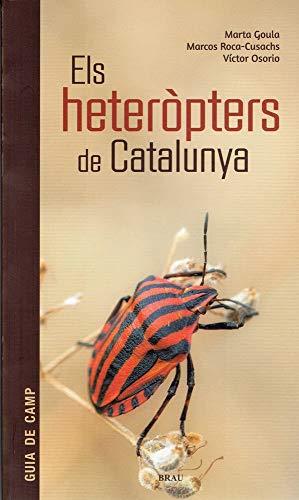 Els heteròpters de Catalunya (Maluquer)