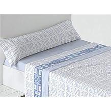 Trovador Juego de sábanas de Invierno de Coralina Premium Modelo Domus Cama 90