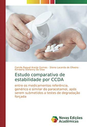 Estudo comparativo de estabilidade por CCDA: entre os medicamentos referência, genérico e similar do paracetamol, após serem submetidos a testes de degradação forçada - Paracetamol Medizin