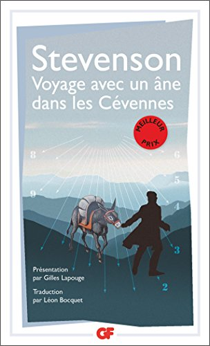 Voyage avec un âne dans les Cévennes par Lionel Menasché