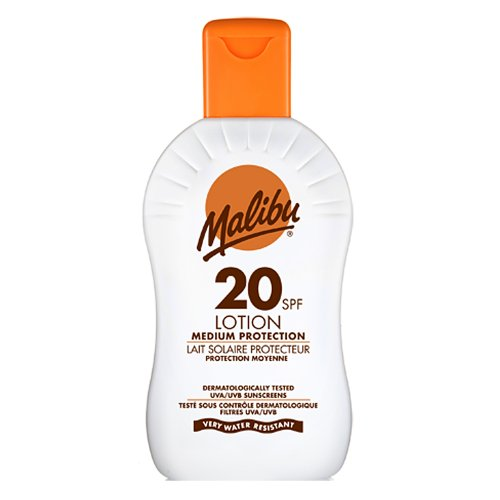 Malibu Sun Tan Cream SPF20 100ml 100ml