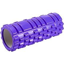 Greenhow Yoga rodillo de espuma para masaje de los puntos gatillo y la  recuperación muscular 5a4c4e863601