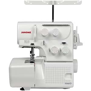 Janome 8002D cônes