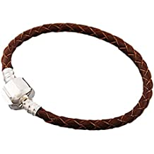 pandora armband leder braun