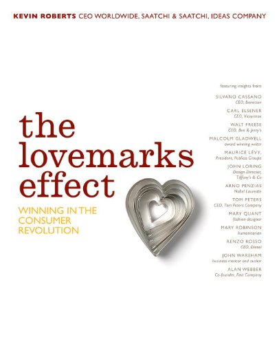 Lovemarks Effect: Mystery, Sensuality and Intimacy at Work