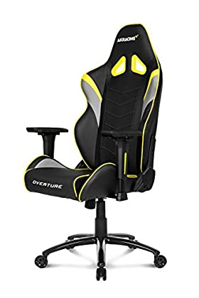 AKRACING Overture - Silla (Upholstered Padded S...