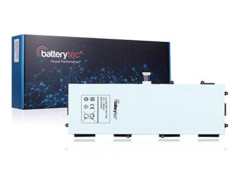 batteria tablet samsung tab 3 6800mAh Batterytec® Batteria per SAMSUNG Galaxy Tab 3 10.1