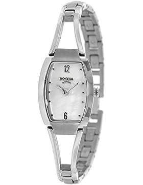 Boccia Damen-Armbanduhr 3262-01
