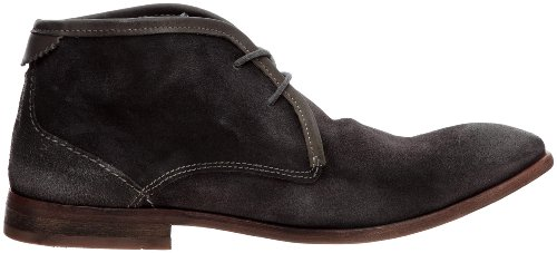 H Shoes Cruise, Bottes Chukka Homme Gris (Suede Grey)