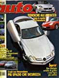 Auto 9 del Settembre 1999 Audi A31.9 TDI Ambiente 5P-Fiat Punto 1.2 16V HLX 5p